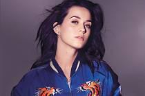 Americká zpěvačka Katy Perry.