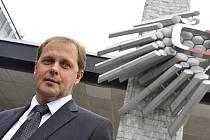 Petr Dvořák, ředitel České televize