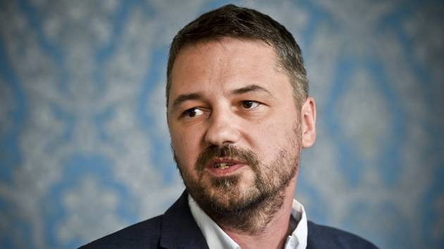 Děkan FAMU Zdeněk Holý.
