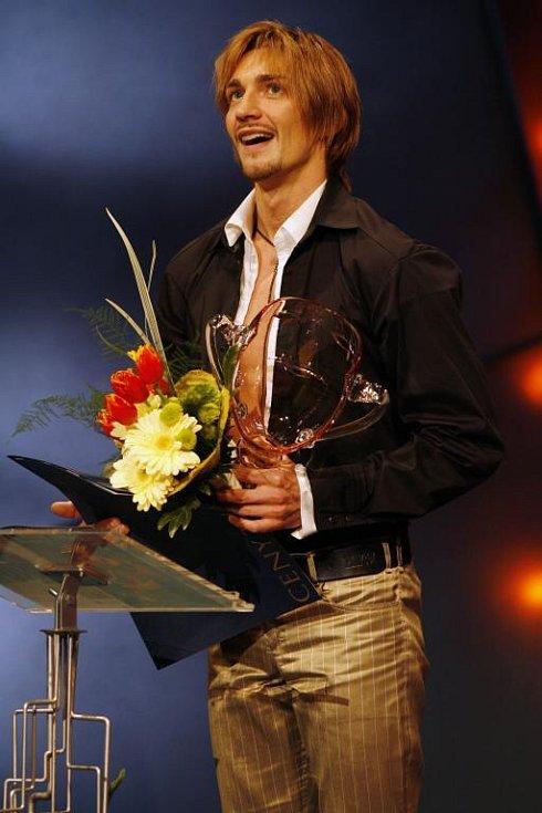 Michal Štípa obdržel cenu Thálie 2007 v kategorii balet, pantomima a jiné tanečnědramatické žánry za hlavní roli v představení Brel-Vysockij-Kryl (sólo pro tři) v Národním divadle Praha.