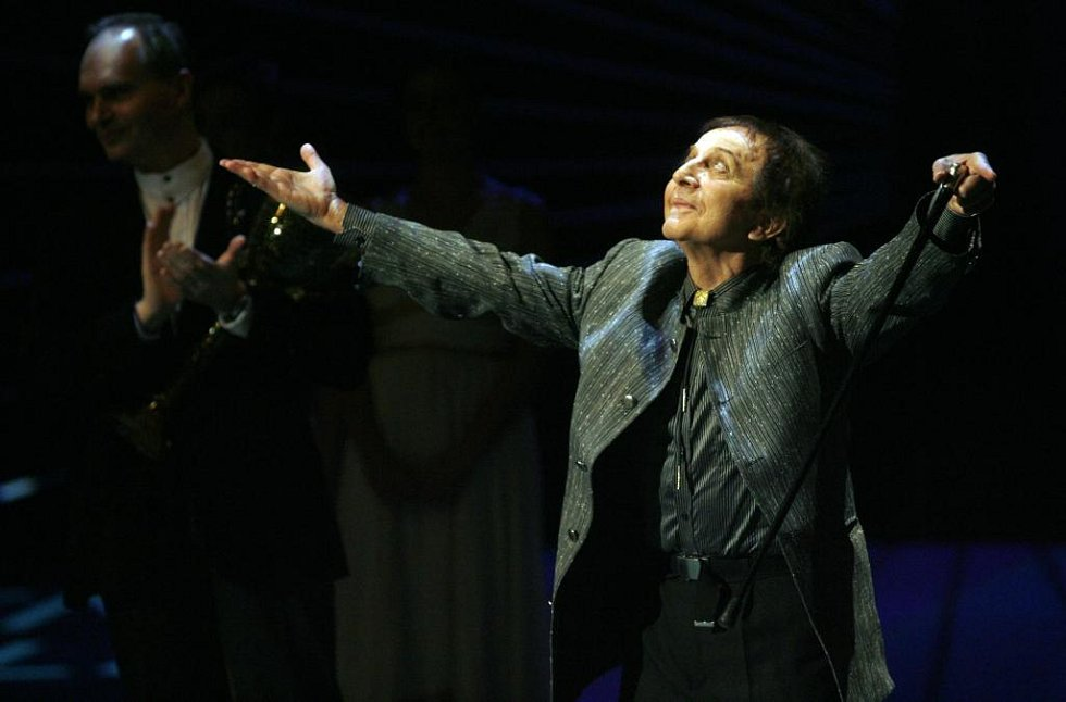 Mim Jaroslav Čejka obdržel 29. března v Národním divadle v Praze cenu Thálie 2007 za celoživotní taneční mistrovství.