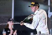 Lewis Hamilton je králem roku 2014