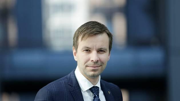 Europoslanec Marcel Kolaja