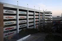 Výrobní závod automobilky Maserati v italské Modeně