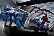 Nové materiály při výrobě Nissanu