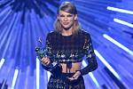 Americká zpěvačka Taylor Swiftová.