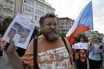 Pochod za Ježíše, rodinu a morální hodnoty, který v návaznosti na pochod Prague Pride pořádá Byzantský katolický patriarchát, se uskutečnil 20. srpna v Praze.