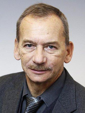 Senátor a primátor Teplic Jaroslav Kubera (ODS).