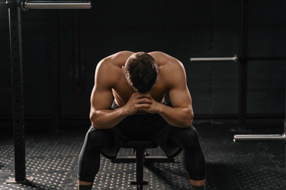 Deprese se nevyhýbají ani sportovcům.