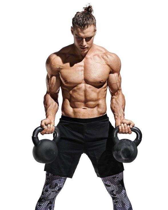 Bigorektiky trápí dojem, že jejich muskulatura není dostatečně velká, že nejsou dost mohutní.