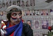 Protivládní demonstrace v Srbsku