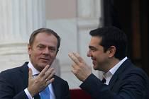 Předseda Evropské rady Donald Tusk se dnes v Aténách důrazně vyslovil proti vylučování Řecka ze schengenského prostoru volného pohybu.