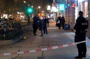 Útok nožem ve Vídni