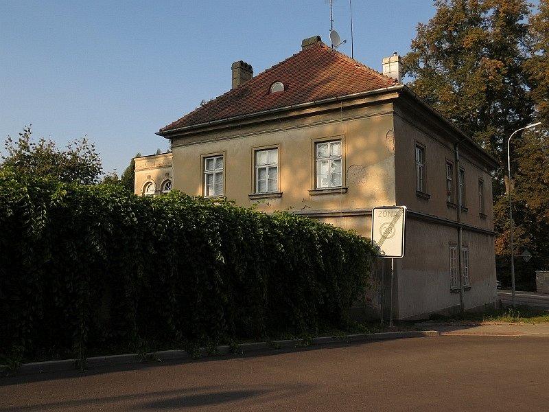 Vila Aloise Landfrase v Jindřichové Hradci - Karlově
