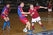 Fotbalový turnaj internacionálu znovu ovládli hráči týmu Nike.