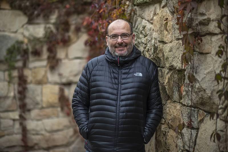 Miroslav Bobek, od roku 2010je ředitelem pražské zoo.