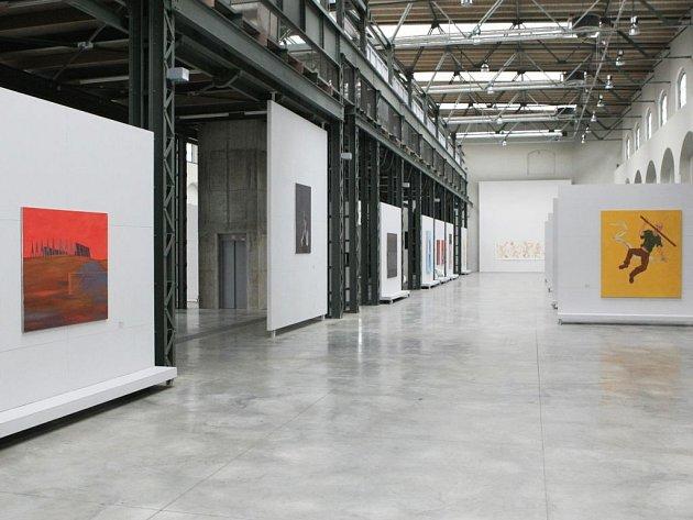 Do programu Muzejní noci se na poslední chvíli zařadila také znovuotevřená Wannieck Gallery. Nabídne výstavu Tomáše Císařovského a Eriky Bornové (na snímku).