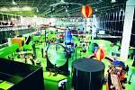 Vida! science centrum. Ve vědeckém zábavním centru se vyřádí děti i rodiče. V areálu u brněnského výstaviště najdete přes 180 interaktivních exponátů, které představují svět kolem nás.