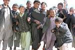 Humanitární organizace Člověk v tísni pomáhá i v Afghánistánu. Ilustrační snímek