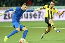 Bern - Sparta: Raphael Nuzzolo proti Marku Štěchovi