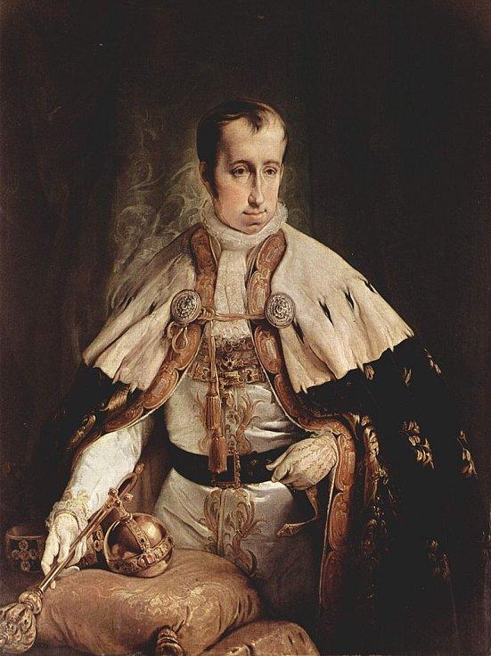 Císař Ferdinand I. Dobrotivý nechal v roce 1848 definitivně zrušit poddanství a robotnickou povinnost