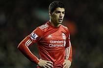 Posila Liverpoolu Luis Suárez.