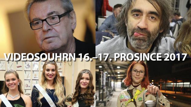 Videosouhrn Deníku – 16.–17. prosince 2017