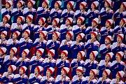 Premiéra Jandačova výběru na ZOH. Česko - Korea.