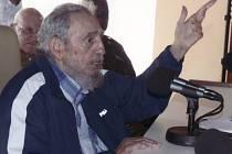Bývalý kubánský prezident Fidel Castro (88) se překvapivě podruhé za necelý týden objevil na veřejnosti.