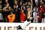 Fulhamu vystřelil postup do finále Evropské ligy Zoltan Gera.
