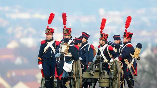 U obce Tvarožná nedaleko Brna se odehrála bitva tří císařů neboli Napoleonská bitva u Slavkova.