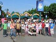 Děti vyhrály s Deníkem cestu do Disneylandu
