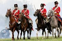 Rekonstrukce prusko-rakouské bitvy na Chlumu