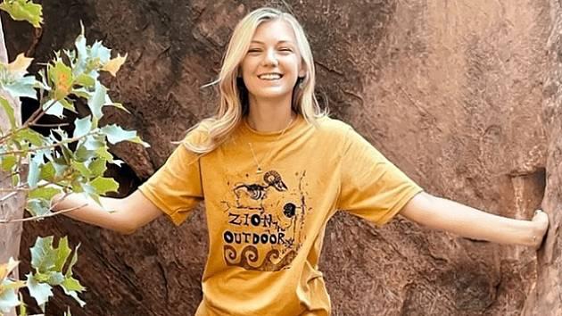 Zavražděná blogerka Gabby Petitová.