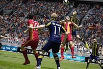 Počítačová hra FIFA 15.