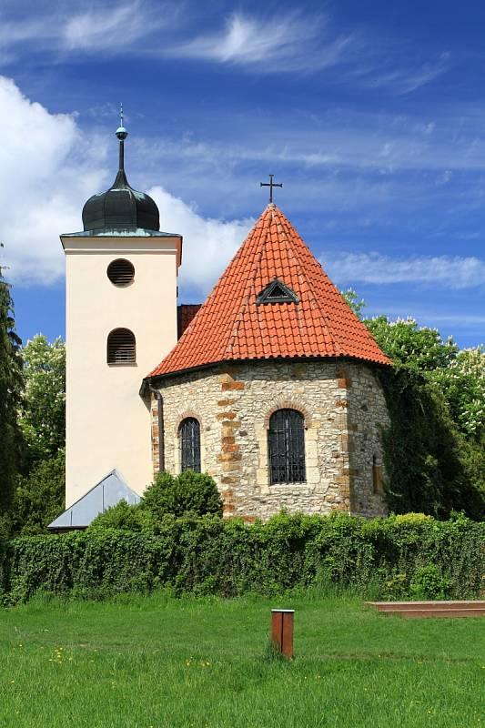 Nejstarším křestanským kostelem v České republice je římskokatolický Kostel sv. Klementa na Levém Hradci.