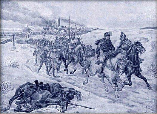 Útěk krále Zikmunda Lucemburského z Kutné Hory