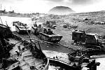 Vylodění na Iwodžimě patřilo k nejkrvavějším v druhé světové válce