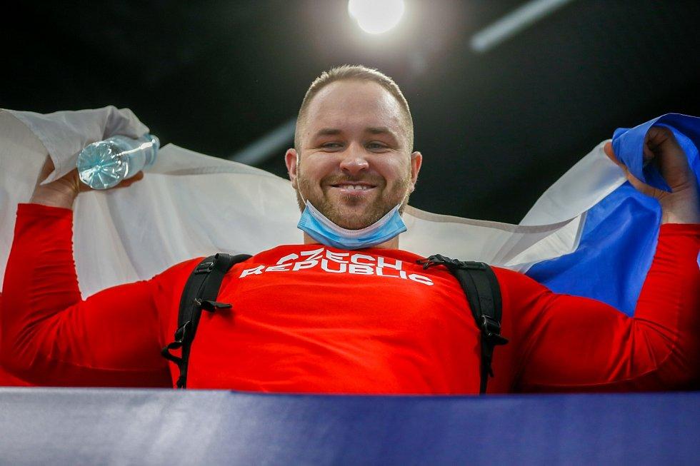 Koulař Tomáš Staněk se stal mistrem Evropy