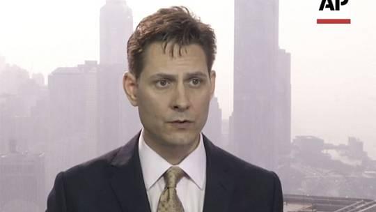 Bývalý diplomat Michael Kovrig