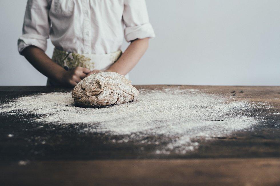 …jako je například chléb…