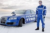 Laitinen a jeho rekordní vůz