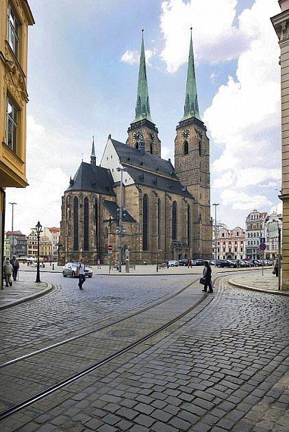Katedrála svatého Bartoloměje v Plzni