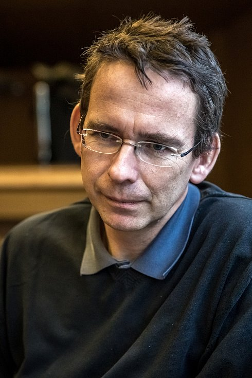 Petr Drulák.