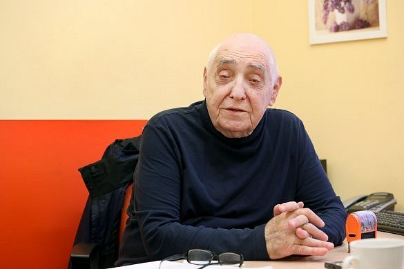 Radkin Honzák, psychiatr, publicista a vysokoškolský pedagog