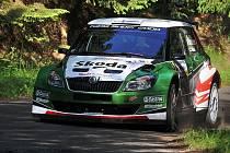 Fin Juho Hänninen opět vyhrál Rally Bohemia.