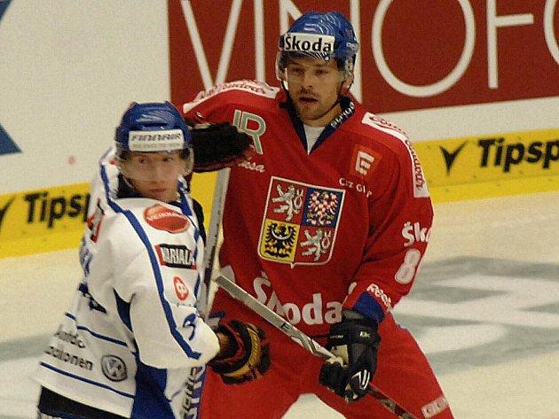 Hokejová reprezentace vstoupila do letošní sezony úspěšně, na Českých hrách zdolala Finsko 2:0.