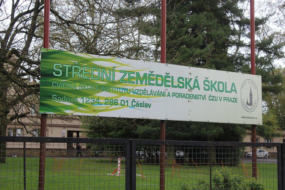 Střední zemědělská škola v Čáslavi