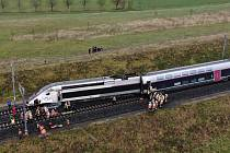 Nehoda vlaku TGV Štrasburku
