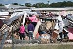 Tornádo a záplavy v USA ničily vše